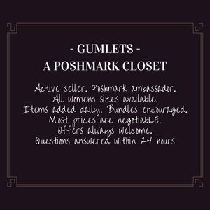 GUMLETS: 400+ ITEMS IN STOCK🎈